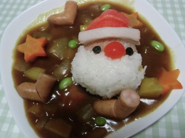 クリスマスカレー