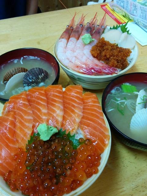 小樽 海鮮丼