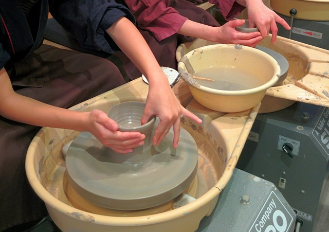 京都陶芸体験